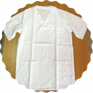 košeľa lekárska biela